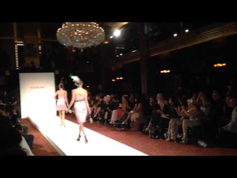 Sue Wong Fashion Show 3
