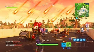 "NEW PROOF of ""TILTED TOWERS"" METEOR IN UPDATE! NEW GAME FILES SHOW TILTED TOWERS COMET STRIKE!"