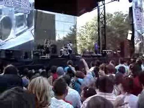 The Rapture - First Gear @ Lollapalooza 07