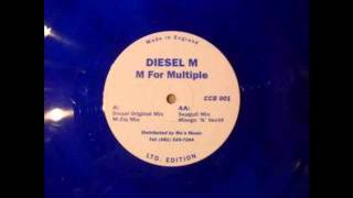 Diesel M - Mango N' Vectif (Techno 1993)