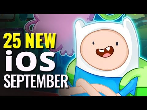 iOS Playscore Scoop September 2017 | 25 Best New iPhone & iPad games reviewed