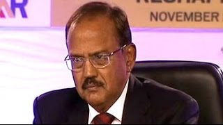 In conversation with national security advisor Ajit Doval