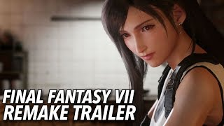 Final Fantasy VII Remake Trailer | E3 2019