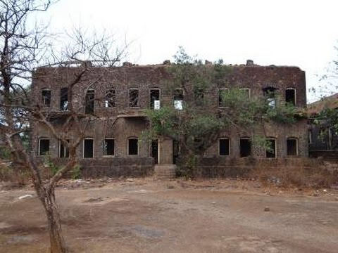 Exploring Abandoned Haunted Jail In India | Haunted & Mysterious  Places Of Pune