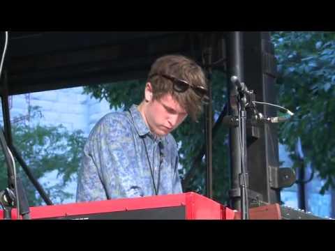 James ブレーク - CMYK (LIVE) @ Pitchfork Music Festival 2011