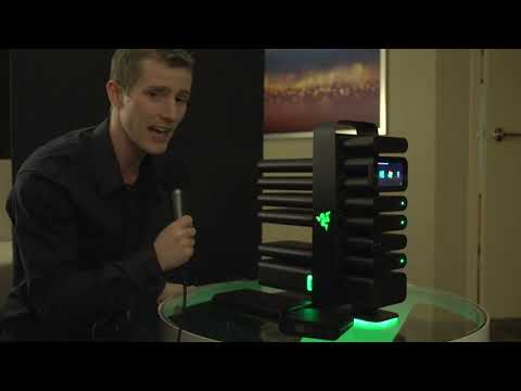 Razer Project Christine Fully Modular Gaming PC Concept - CES 2014