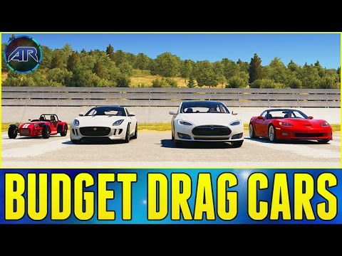Best Cheap Drag Car Forza Horizon