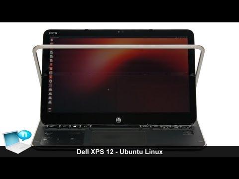 Dell XPS 12 - Ubuntu 12.10 Linux. Sputnik Project e touchscreen Atmel MaxTouch