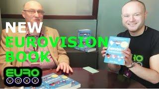 New Eurovision Book!! Chris West (Author) interview!! #Eurovoxx