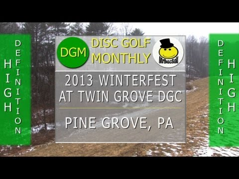Disc Golf Monthly- 107