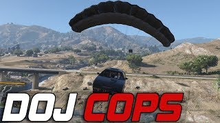 Dept. of Justice Cops #318 - Smart Car (Criminal)