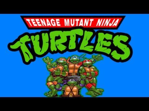 Tartarugas Ninja 4 - Super Nintendo