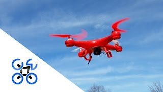 Striker Live Feed Video Drone Review