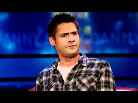 Danny Bhoy On His Road To Recovery