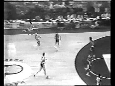 George McGinnis (26pts) vs. Colonels (1973 ABA Finals)
