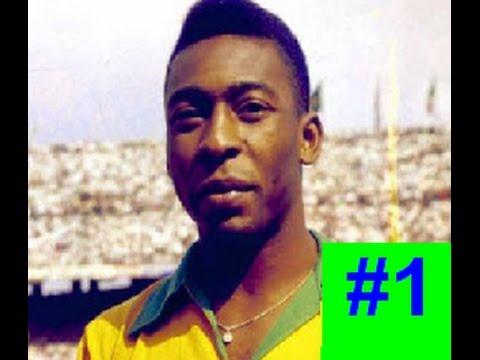 Największe Legendy Piłki Nożnej - #1 Pele