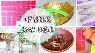 DIY Spring Room Decorations