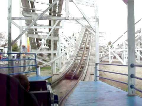 Little Dipper First Ride at Kiddieland Final Weekend Video
