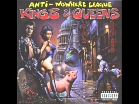 Anti-nowhere League - Just Another Day