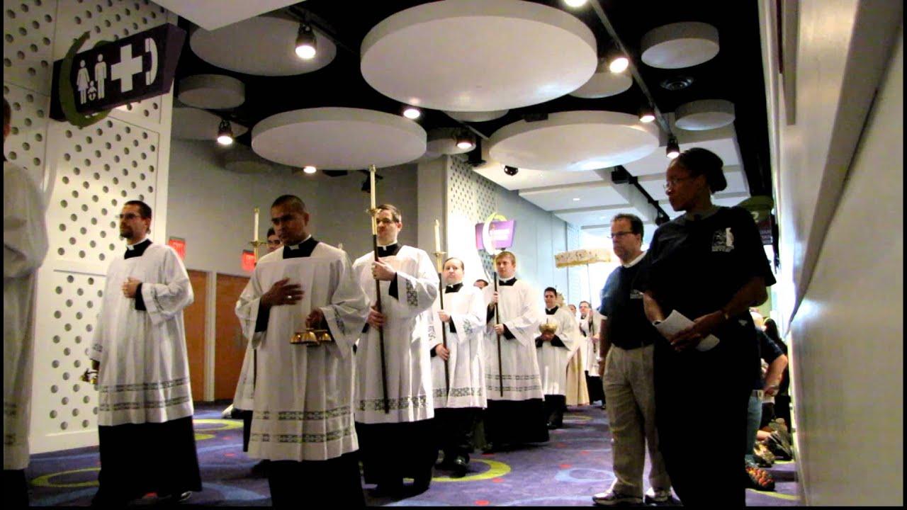 Eucharistic Congress Atlanta 2012 Eucharistic Congress 2012