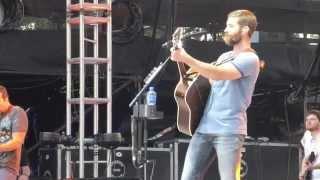 Josh Turner - Long Black Train (Houston 07.04.15) HD