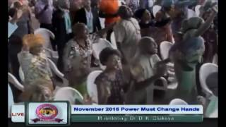 PMCH Nov 2016 - Deliverance of The Head - Dr D. K. Olukoya