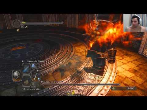 Dark Souls 2 (NG+) - Smelter Demon, esse ai continua zueiro com força
