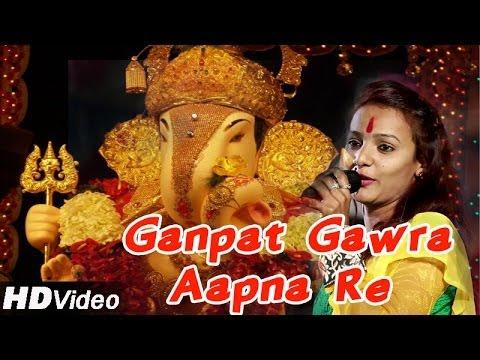 Entertaining Live Show with Lalita Pawar | New Bhajan: Ganpat...