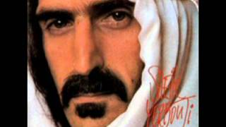 Watch Frank Zappa Tryin To Grow A Chin video