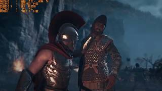 HP Omen 15-CE054NA, Geforce 1050 Ti, i7-7700HQ, Assassin's Creed  Odyssey Benchmark