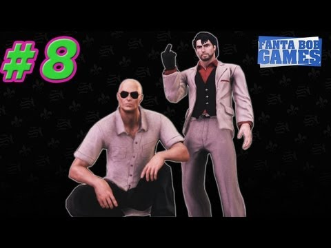 Fanta et Bob dans Saints Row 3 - Ep. 8