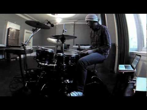 Squarepusher Drums - Saracid Pt.1 intro (Drum Part)