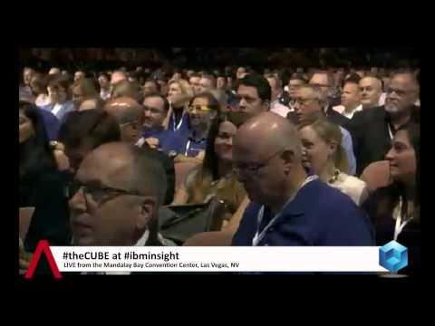 Day 1 Keynote - IBM Insight 2014 - theCUBE