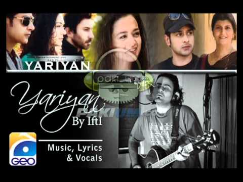 Yariyan Tittle Song By Ifti