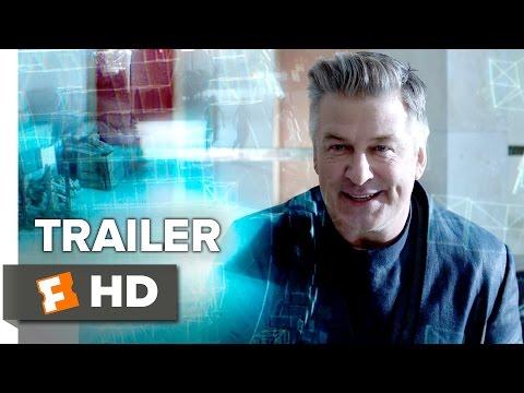 Andròn Official Trailer 1 (2016) - Michelle Ryan, Alec Baldwin Movie HD