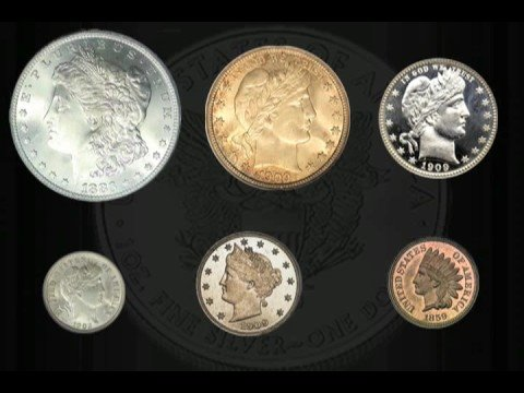 Money - A Brief History Of The American Dollar - Part 1 of 2 Video