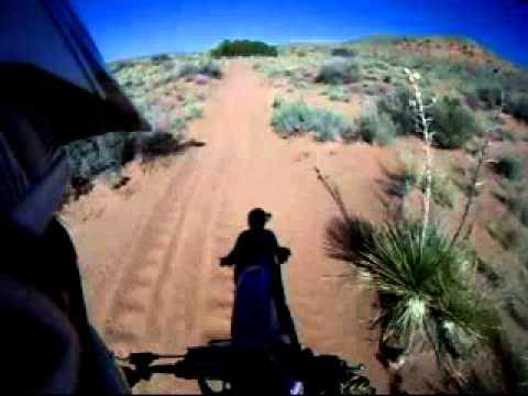 Go Pro Hero Helmet Cam | YZ 125, YZ 250, YZ450F Desert Trailriding