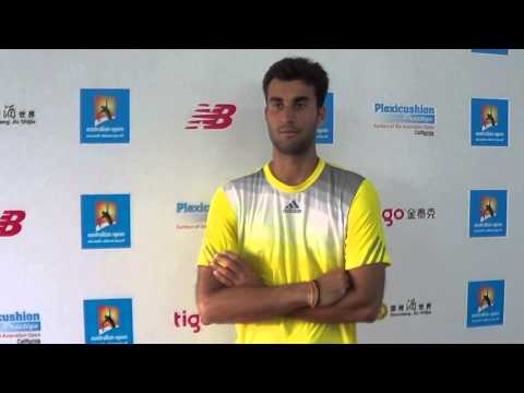 Asia Pacific Playoff - Yuki Bhambri