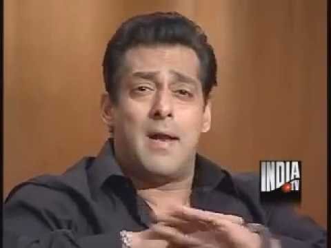 Salman khan In Aap Ki Adalat | Part 1 - India TV