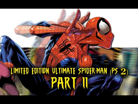 G4 - Making of Ultimate Spider-Man (Limited Edition) PART 2 (2/4)