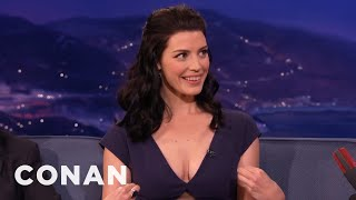Jessica Paré Loves Getting Recognized