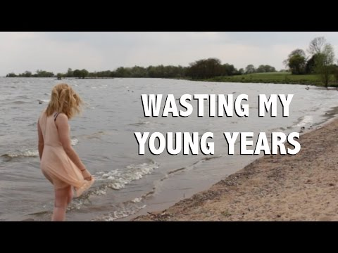 WASTING MY YOUNG YEARS - London Grammar BTEC MEDIA LEVEL 3 Music Video