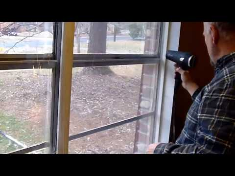 DIY Window Films that insulate better than glass