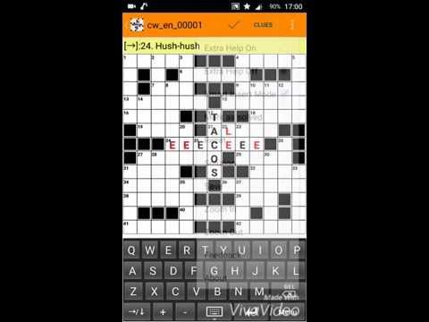 Crosswords Puzzles App for Android APK Cover
