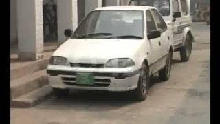 CS Nasir Khosa Action Against Govt Vehicles Use Private Purpose Pkg By Qaiser Khokhar City42.flv