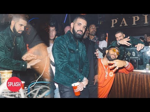 Drake's 31st Birthday Looks Like One to Remember | Daily Celebrity News | Splash TV