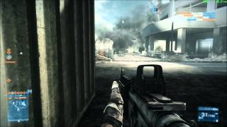 Battlefield 3 Multiplayer PC Gameplay GTX 680