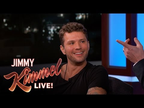 Ryan Phillippe Brings Clip of New Show