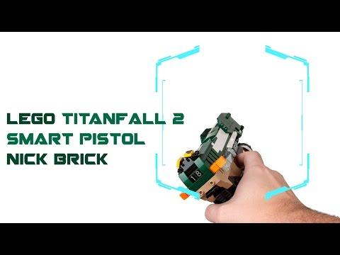 LEGO Smart Pistol - BT-7274 SERE Kit Version - Titanfall 2