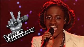Ivy Quainoo Dream A Little Dream Of Me The Voice The Live Shows